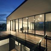 「抜けのある家_House Wt」(2008/住宅/木造/千葉)