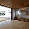 「ガクブチハウス」(2013/住宅/木造/神奈川海老名)