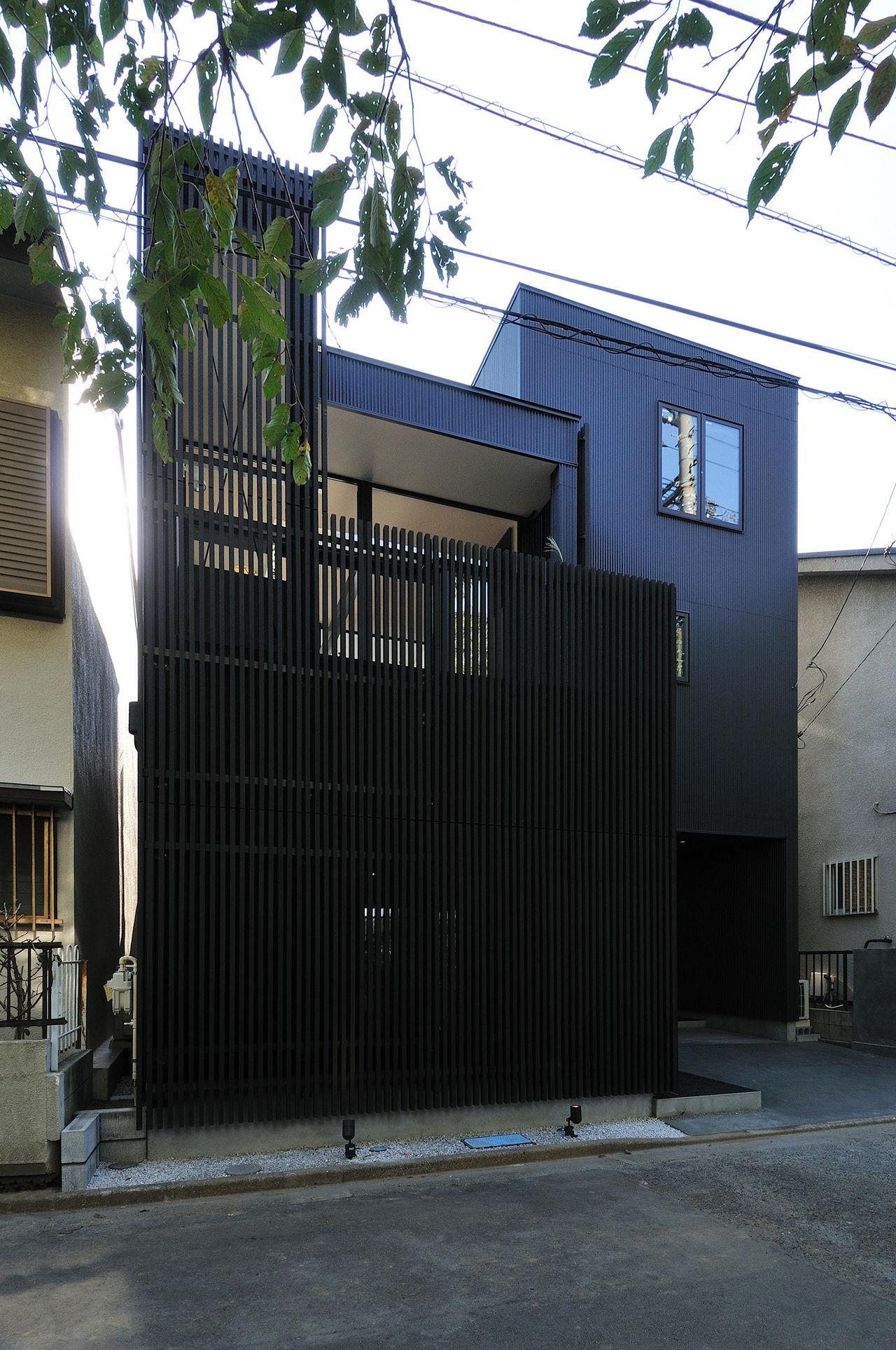 光格子の家